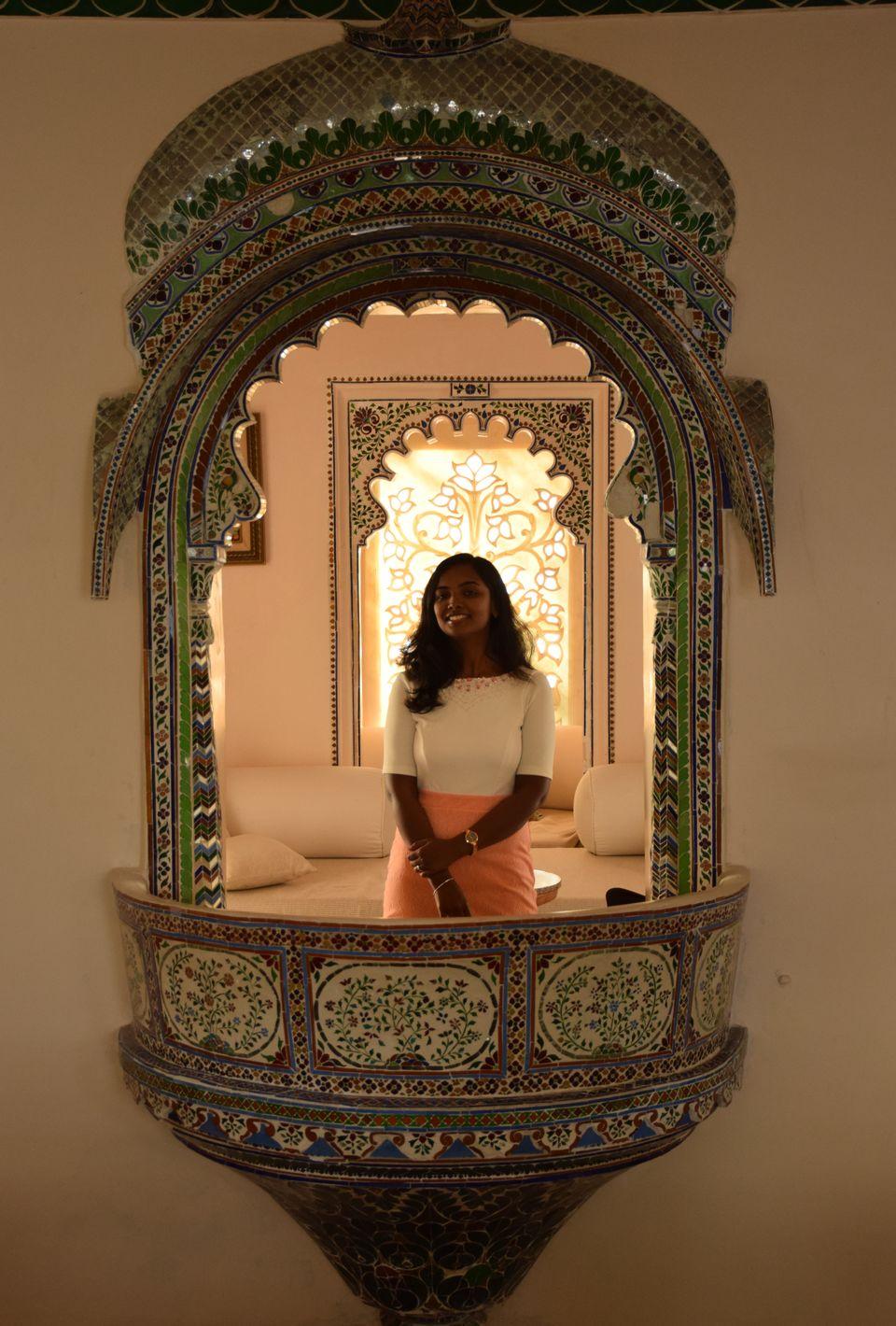 Photo of Experience a Royal Summer at Taj Lake Palace, Udaipur #summerescape #notinhills 7/16 by Krutarth Vashi