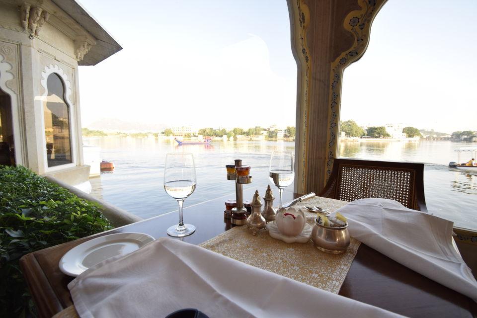 Photo of Experience a Royal Summer at Taj Lake Palace, Udaipur #summerescape #notinhills 11/16 by Krutarth Vashi