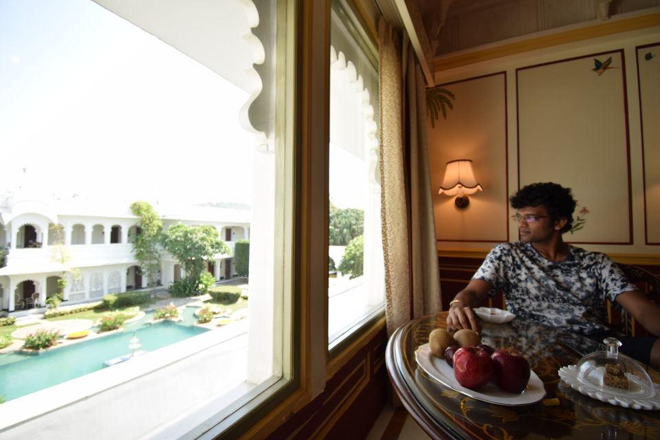Photo of Experience a Royal Summer at Taj Lake Palace, Udaipur #summerescape #notinhills 12/16 by Krutarth Vashi