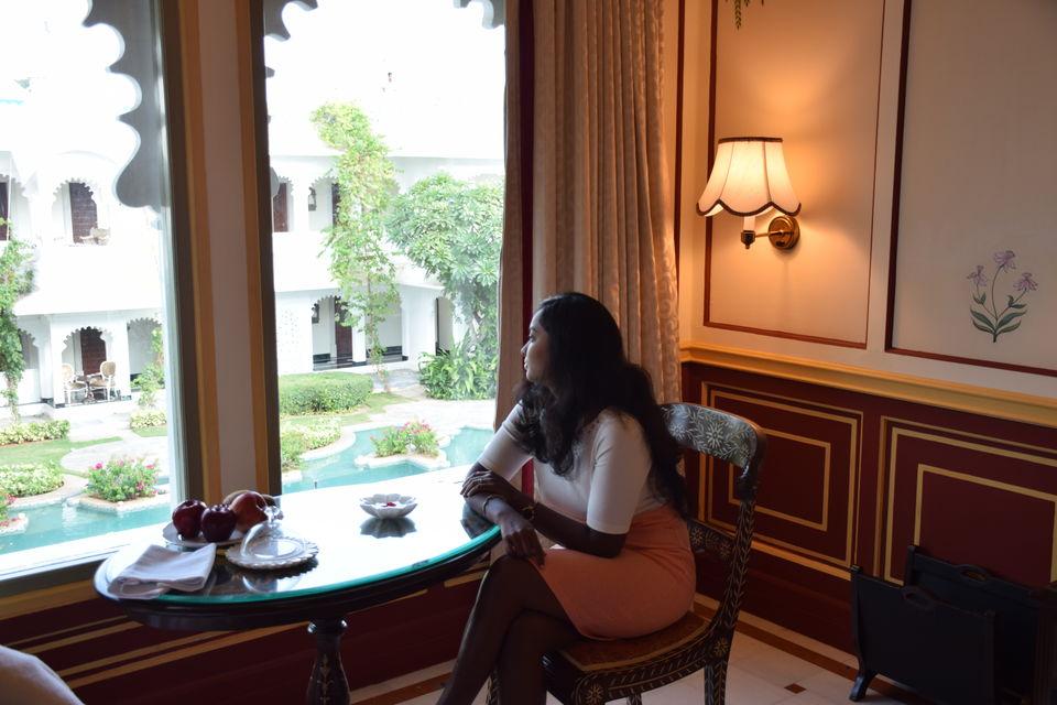 Photo of Experience a Royal Summer at Taj Lake Palace, Udaipur #summerescape #notinhills 13/16 by Krutarth Vashi