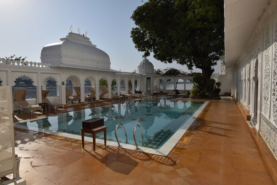 Photo of Experience a Royal Summer at Taj Lake Palace, Udaipur #summerescape #notinhills 4/16 by Krutarth Vashi