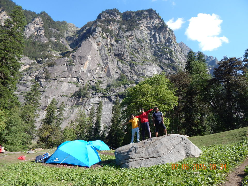 Photos of Hampta Pass: The heaven in Himachal 1/28 by Aniket Singh ( Hippies Adventures )