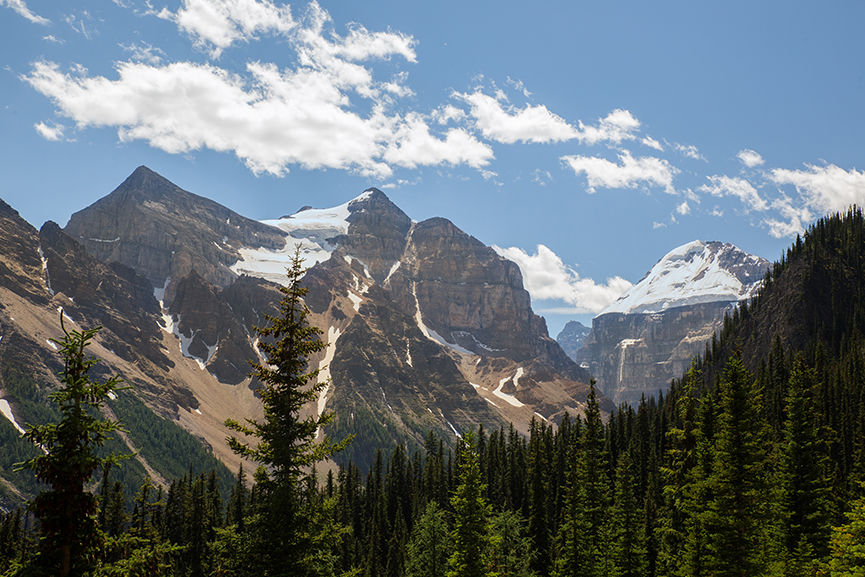 10 Day Itinerary For Canadian Rockies Tripoto