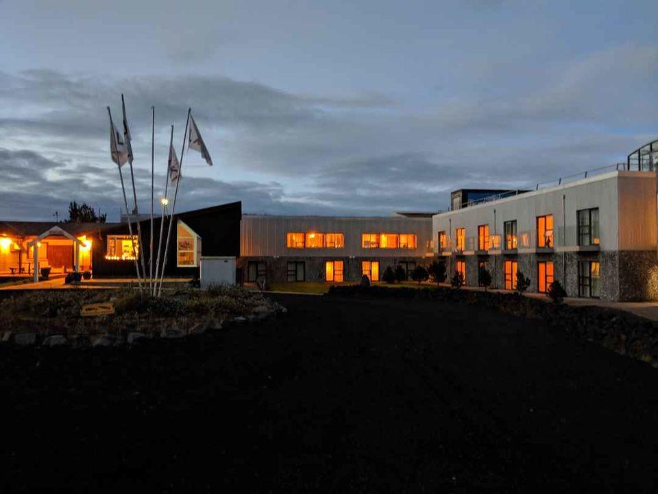 Photo of Hotel Laki, Kirkjubæjarklaustur, Iceland by Sudipta Nandy