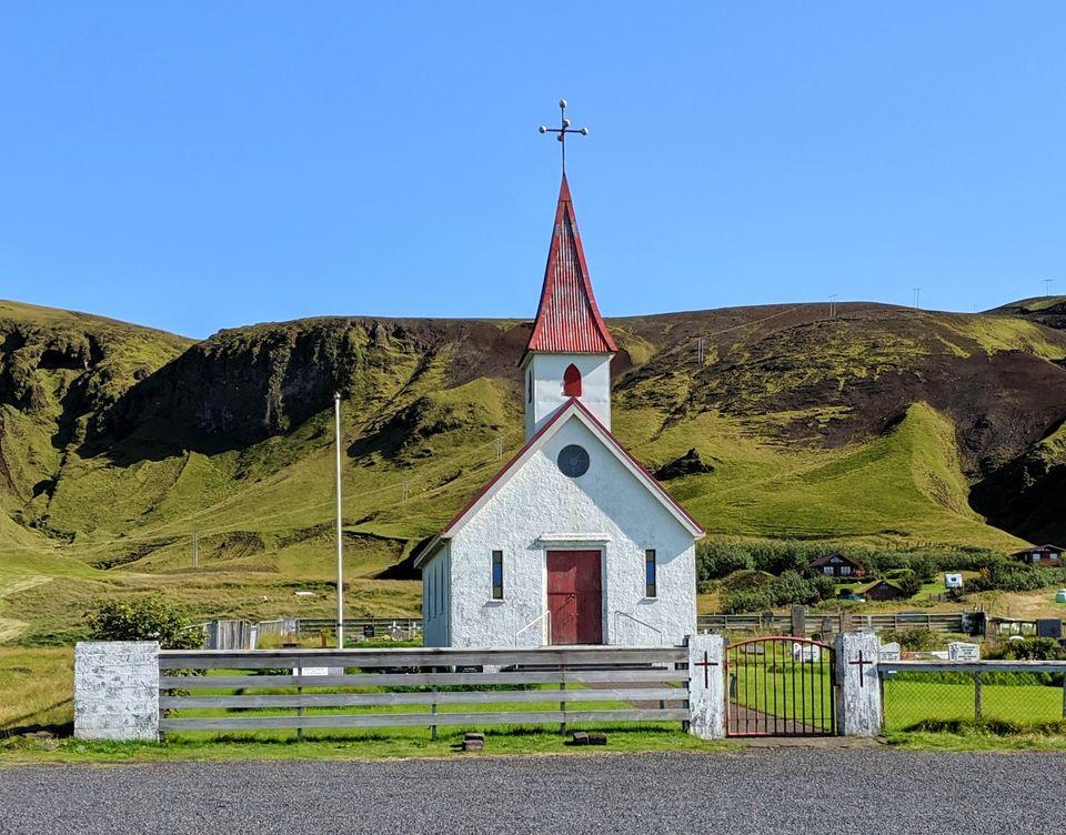Photo of Vik, Iceland by Sudipta Nandy
