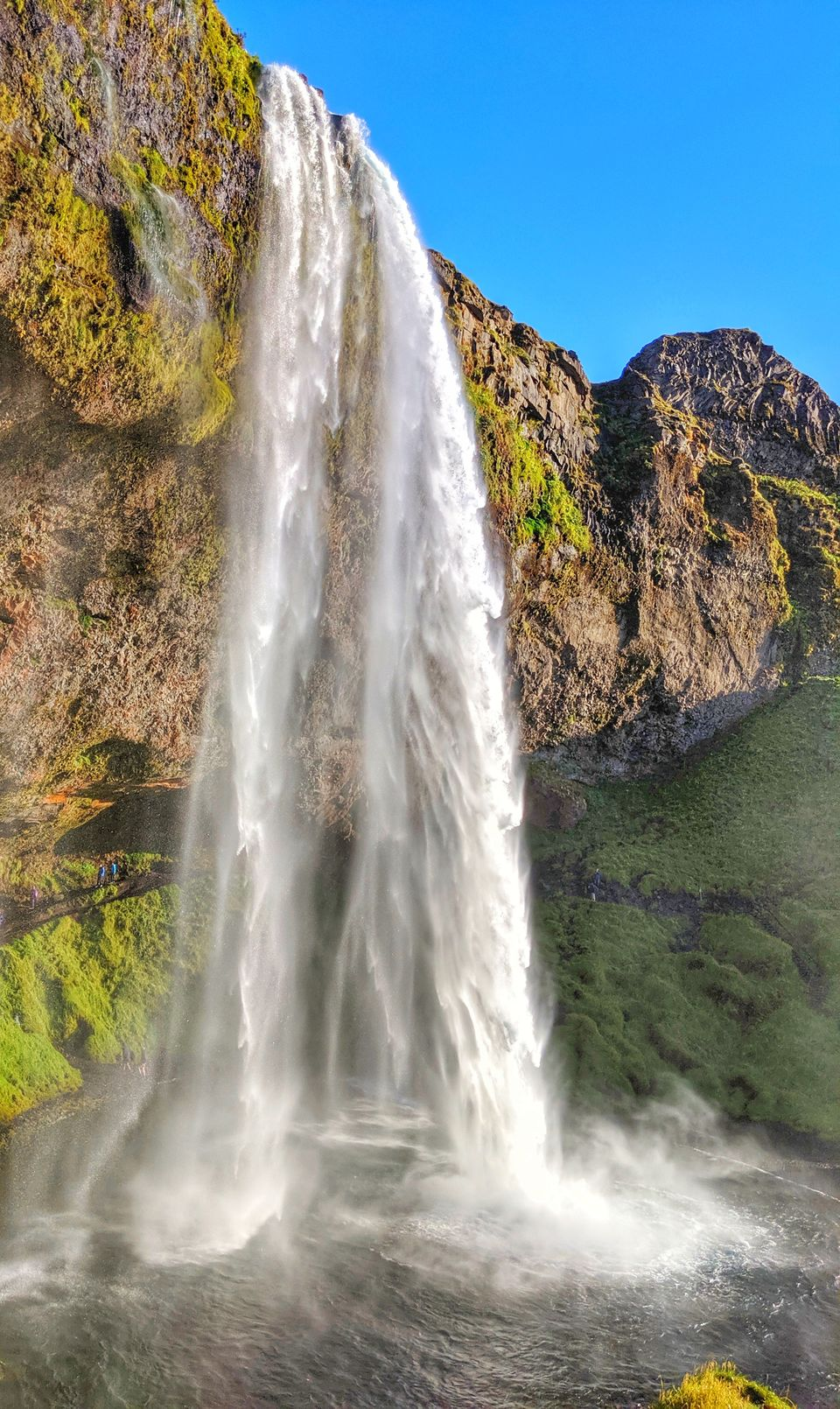 Photo of Seljalandsfoss, Iceland by Sudipta Nandy