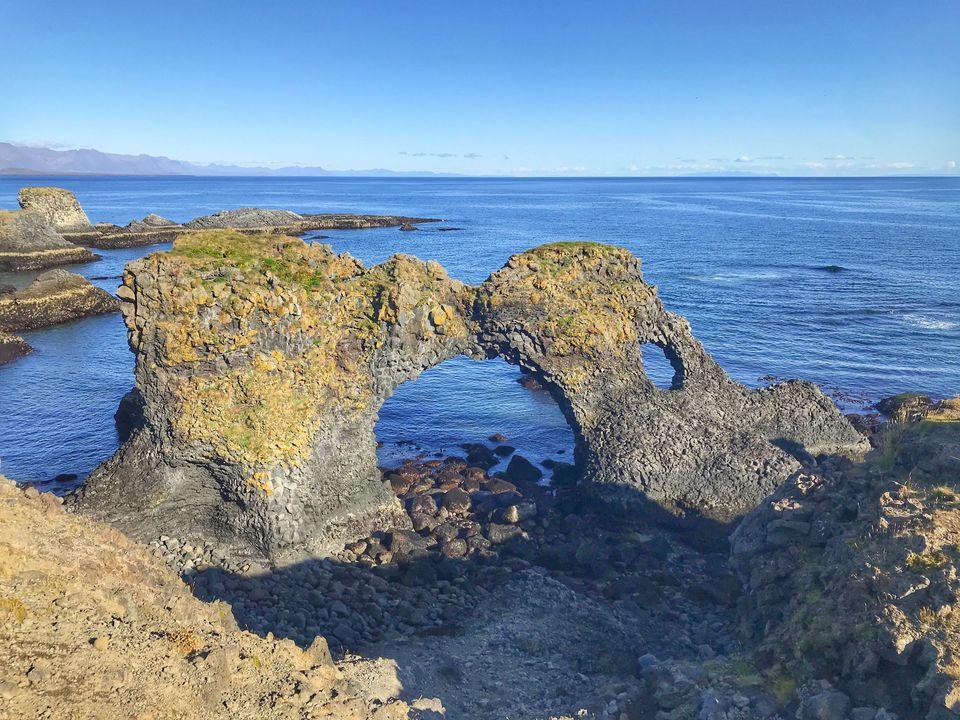 Photo of Arnarstapi, Iceland by Sudipta Nandy