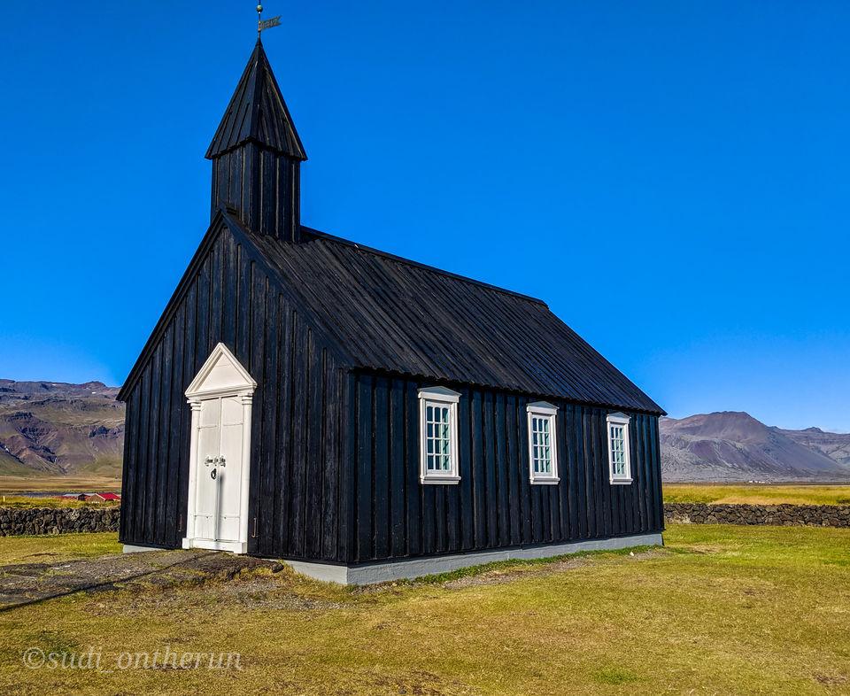 Photo of Búðir, Iceland by Sudipta Nandy