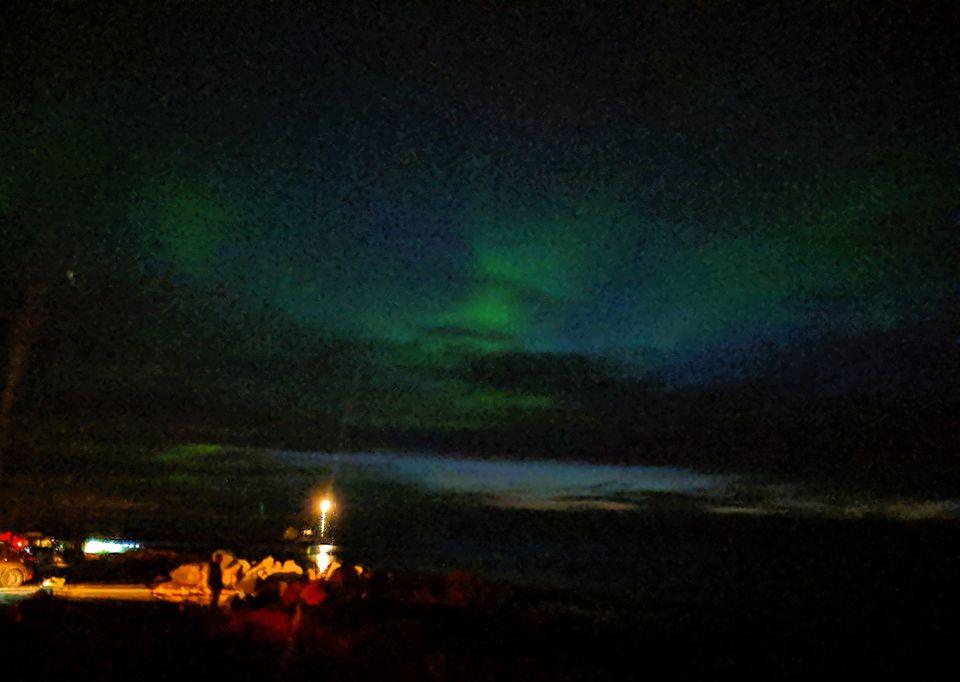Photo of Grótta Island Lighthouse, Seltjarnarnes, Iceland by Sudipta Nandy