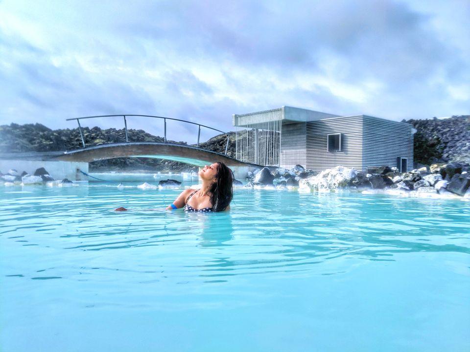 Photo of Blue Lagoon, Iceland by Sudipta Nandy