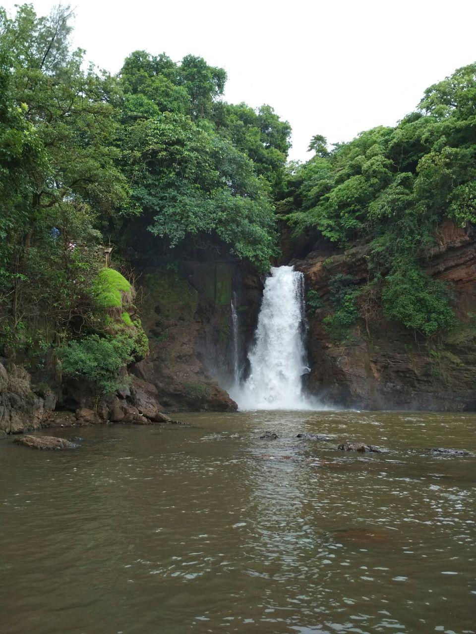 Photos of Hidden gem of Goa-Arvalem waterfall 1/1 by Meghana Desai
