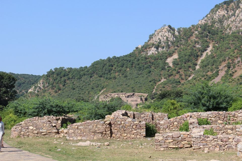 Bhangarh Fort- Where History is still Mystery