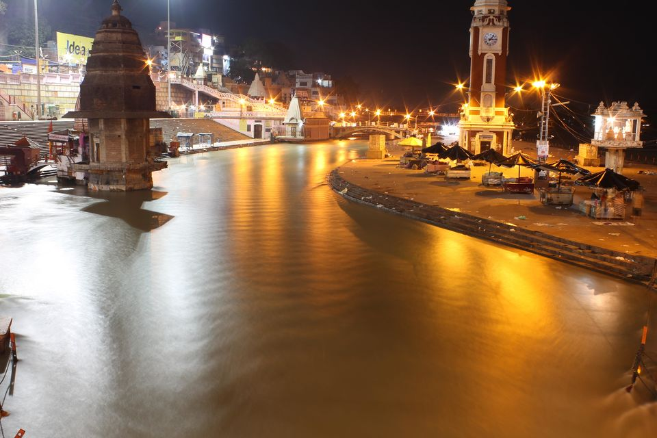 Photos of Night Life at Haridwar- Uttrakhand | Are you brave enough to do it 1/8 by Shayaan Ahmad Noori