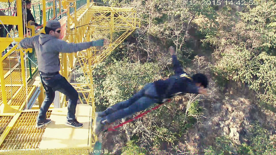 Photos of Death Defying experience | Bungee Jumping | Extreme Adventure | Camping – Rishikesh  1/6 by Shayaan Ahmad Noori
