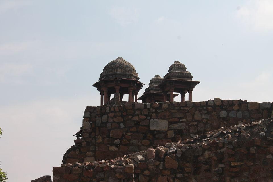 Photo of Hidden Side Of Purana Qila - Oldest Fort of Delhi 5/7 by Shayaan Ahmad Noori