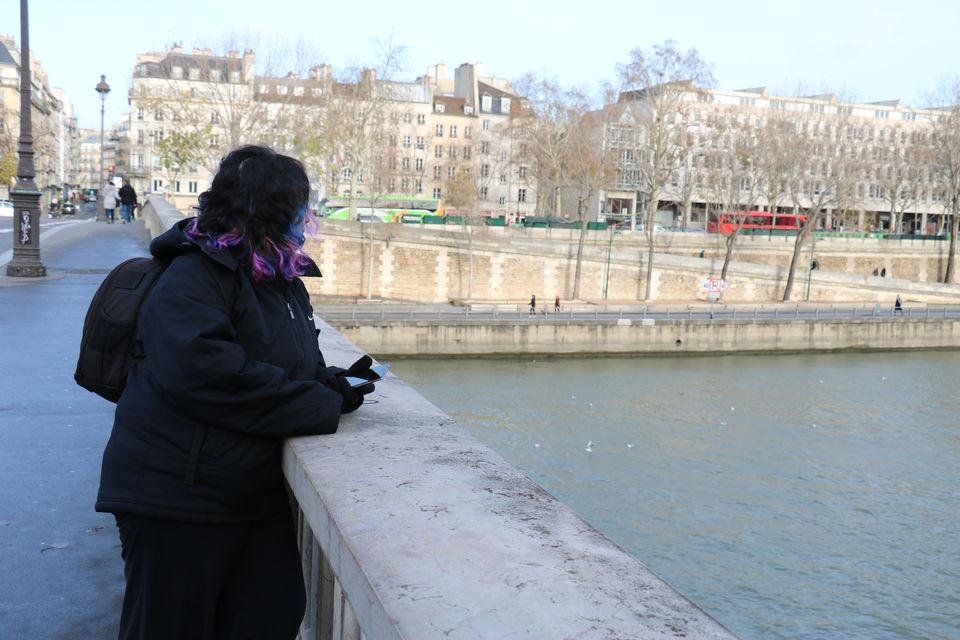 Photo of Le Marais, Paris, France by Sagarika Mohanty