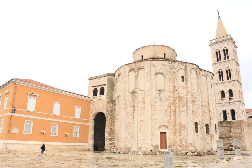 Photo of St. Donatus, Zadar, Croatia by Sagarika Mohanty