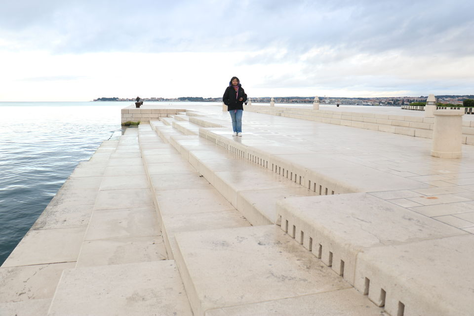 Photo of Enchanted at Zadar by Sagarika Mohanty