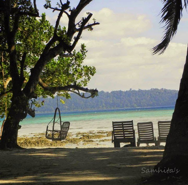 Havelock Island: Andamans Pride: Havelock Island.