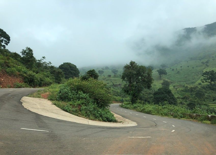 Photo of Best of 3 states in 3 days - Mini Niagara Falls, Secret peaks of Eastern ghats and Tribes of Odisha by Anandita Pattnaik