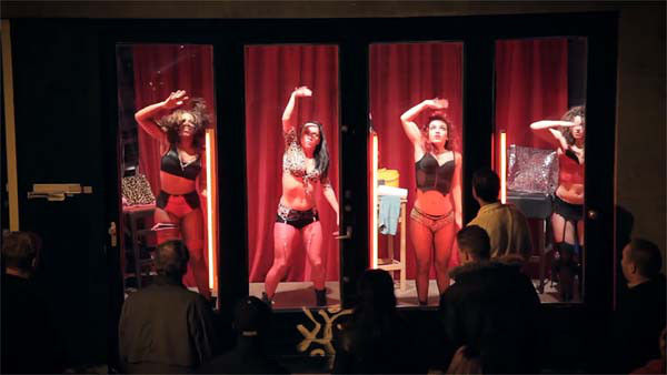 club massagesalon slavernij