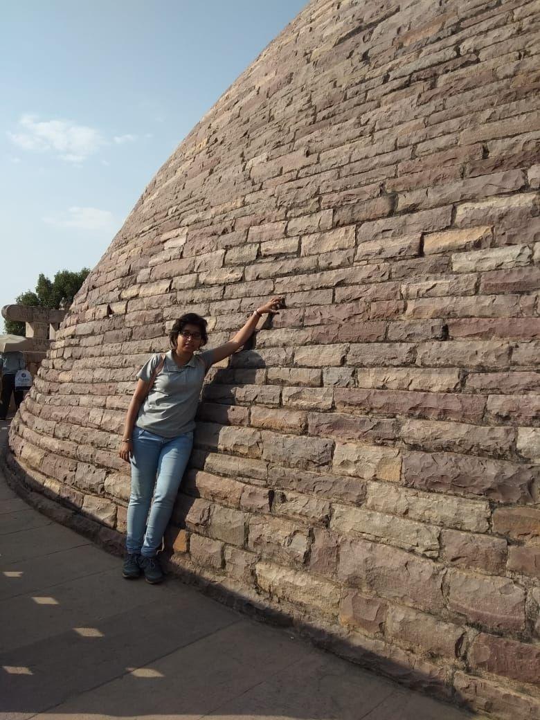 Sanchi Stupa through my Photoblog