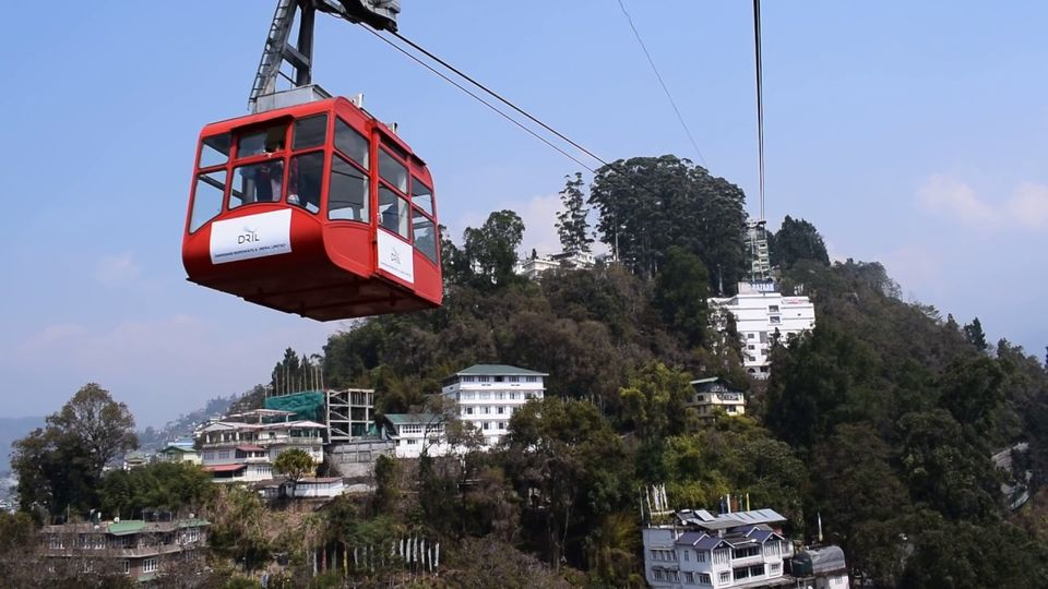 Photo of Gangtok Ropeway, Vishal Gaon, Gangtok, Sikkim, India by Rahul Tiwari