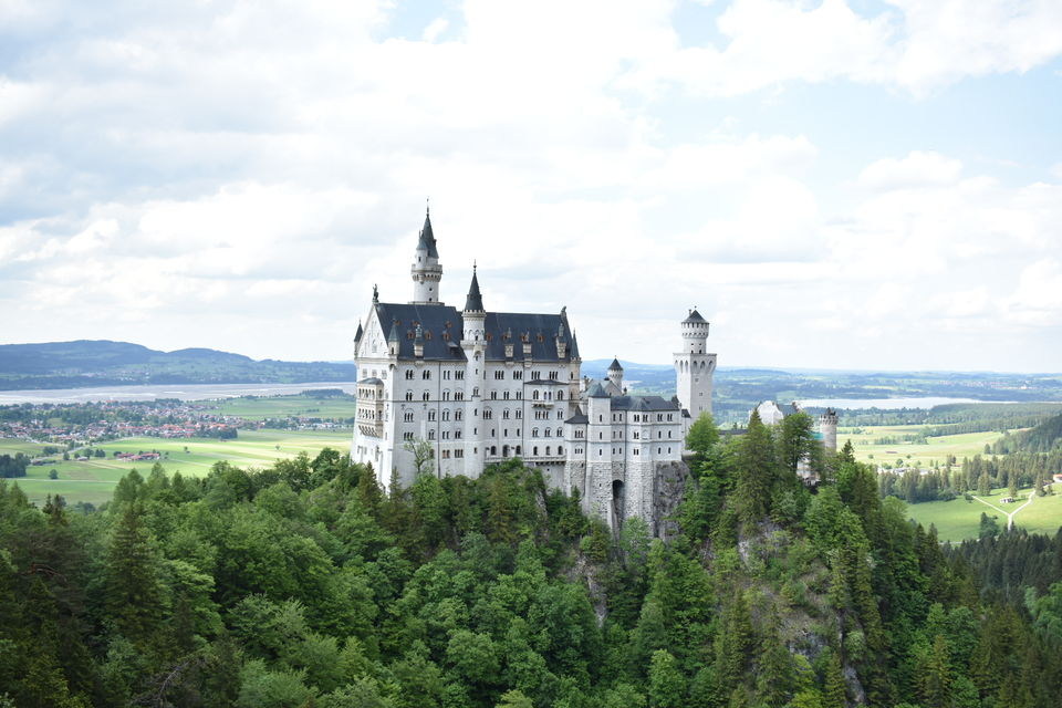 Here's why Bavaria is Germany's most Romantic Corner