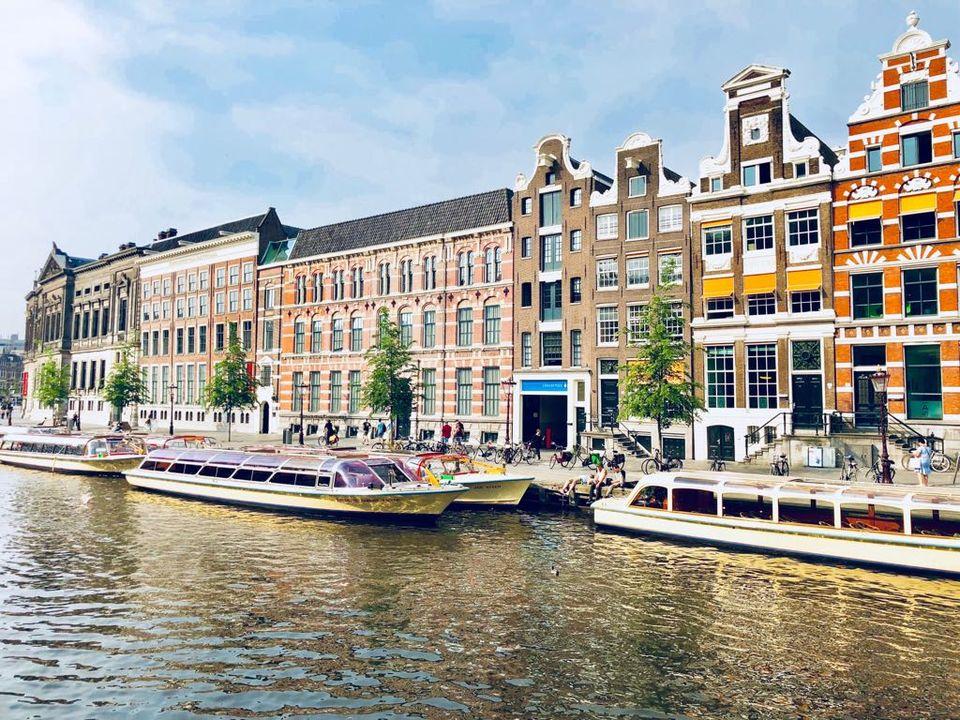Road trip through Europe- Amsterdam, Germany, Austria & Switzerland