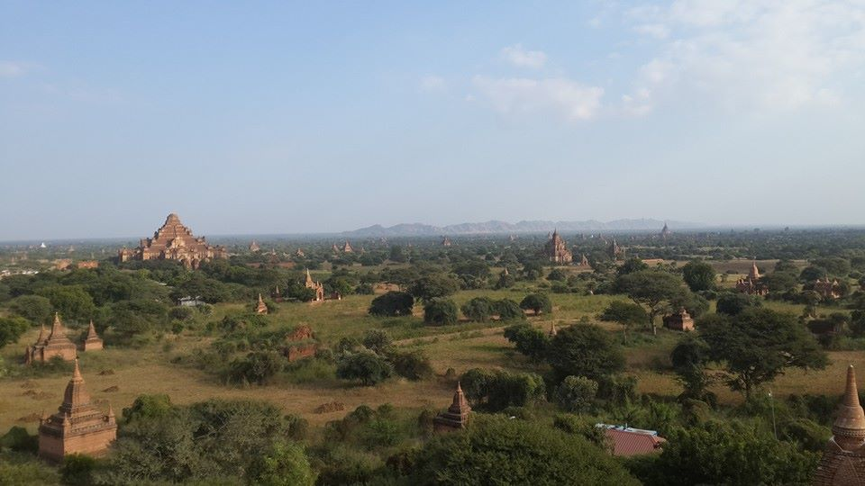 Backpacking & Roadtripping across Myanmar