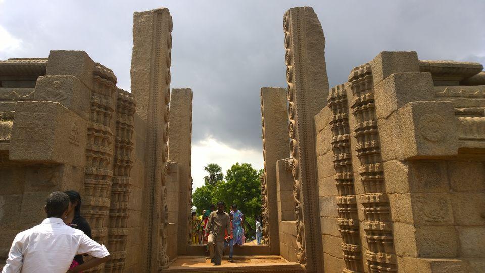 Mahabalipuram - A Weekend Getaway