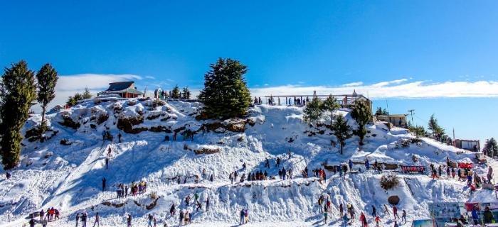Photos of Kufri: Paradise of Snow 1/1 by Nikita Gupta