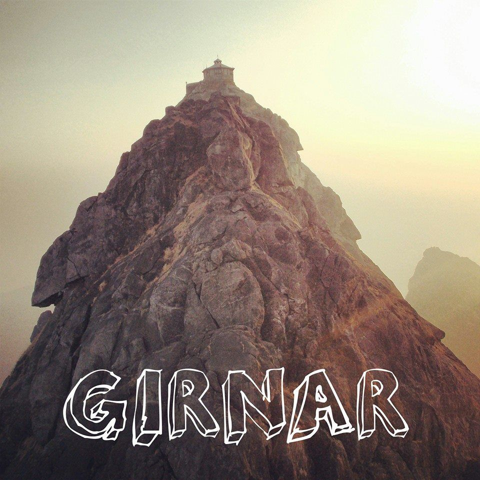 Mt. Girnar Night Trek - Story of a spiritual adventure!