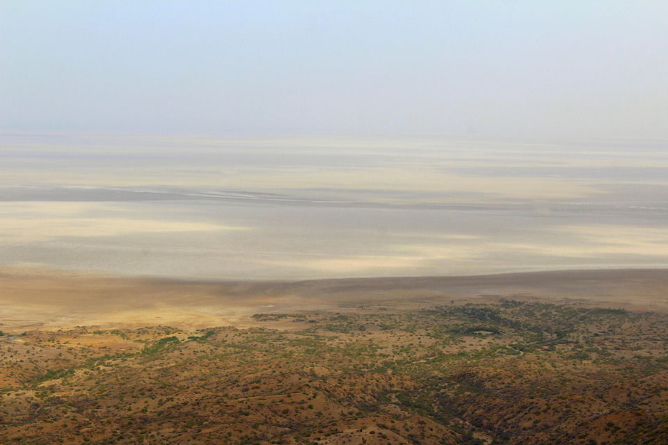 Highest point of Kutch - Kalo Dungar