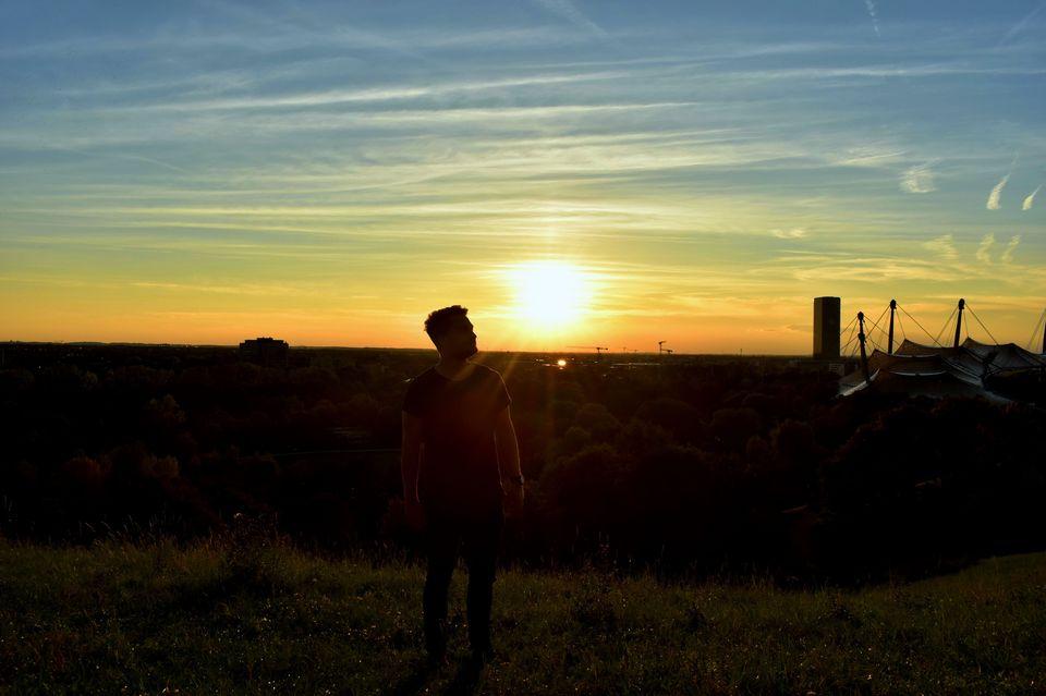 Sunsets All Around the World