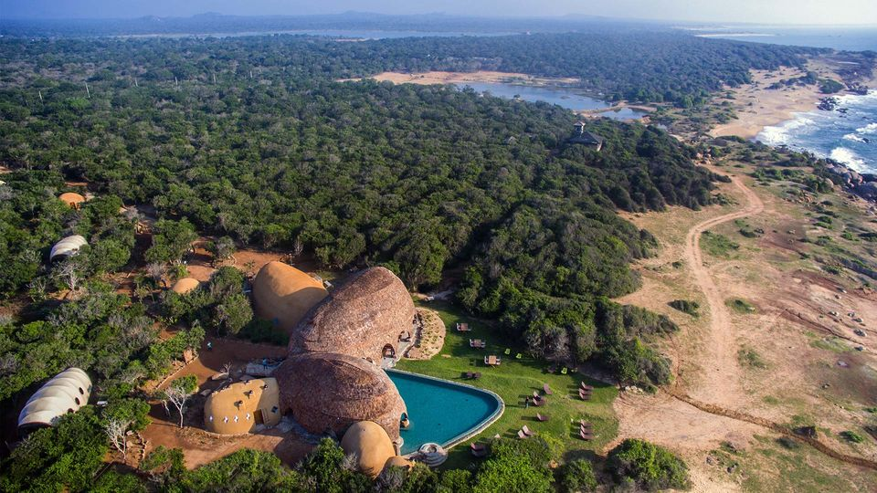 This Extraordinary Safari Camp Has Leopards On One Side And Ocean On The Other