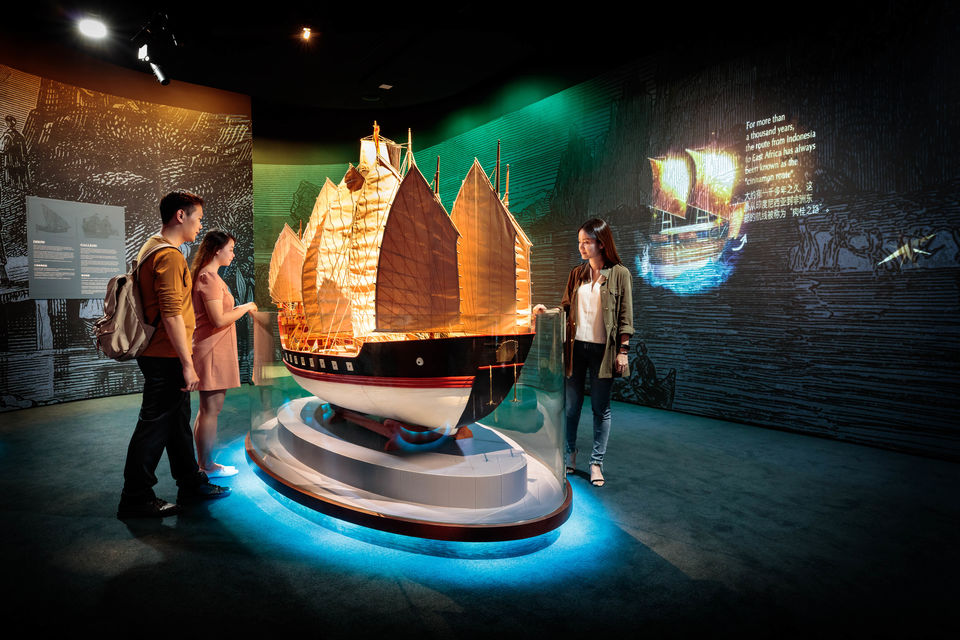 Photo of 5 Unique Things You Can Only Experience At The Maritime Experiential Museum in Sentosa by Adete Dahiya