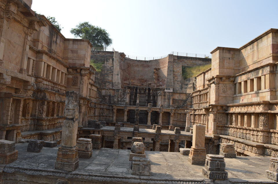 Queen of step well : Rani ki Vav #offbeat place(Visit Patan city - Part I)