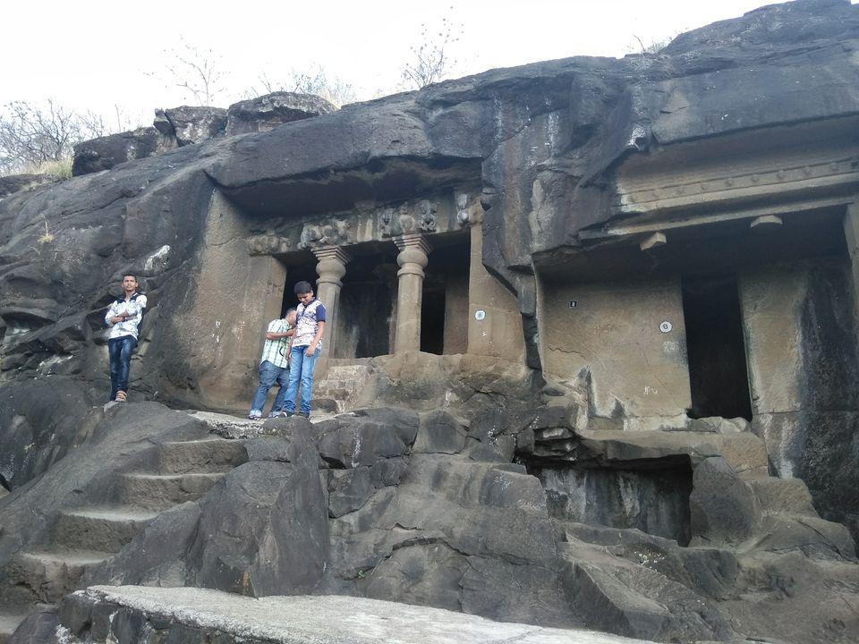 Pandavleni Caves: # offbeat place.