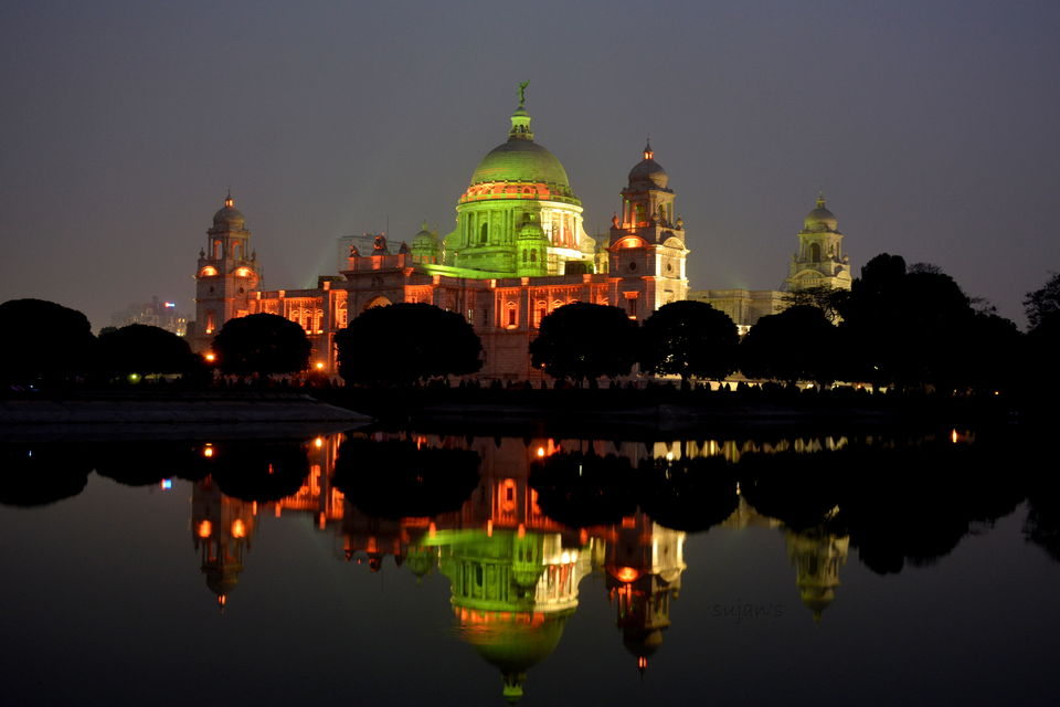 Kolkata Photologue : Lovers' & Photographer's Paradise