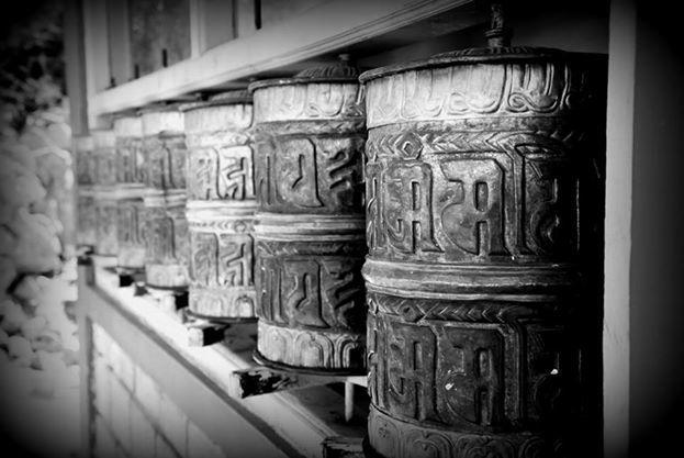 Photos of Buddhist monasteries  1/9 by Varun Singhvi
