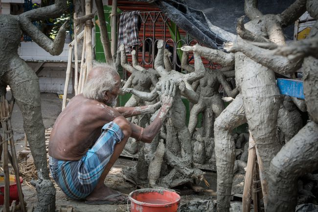 Photo of Kumartuli―where you witness the Goddess come alive 4/4 by Solo Backpacker