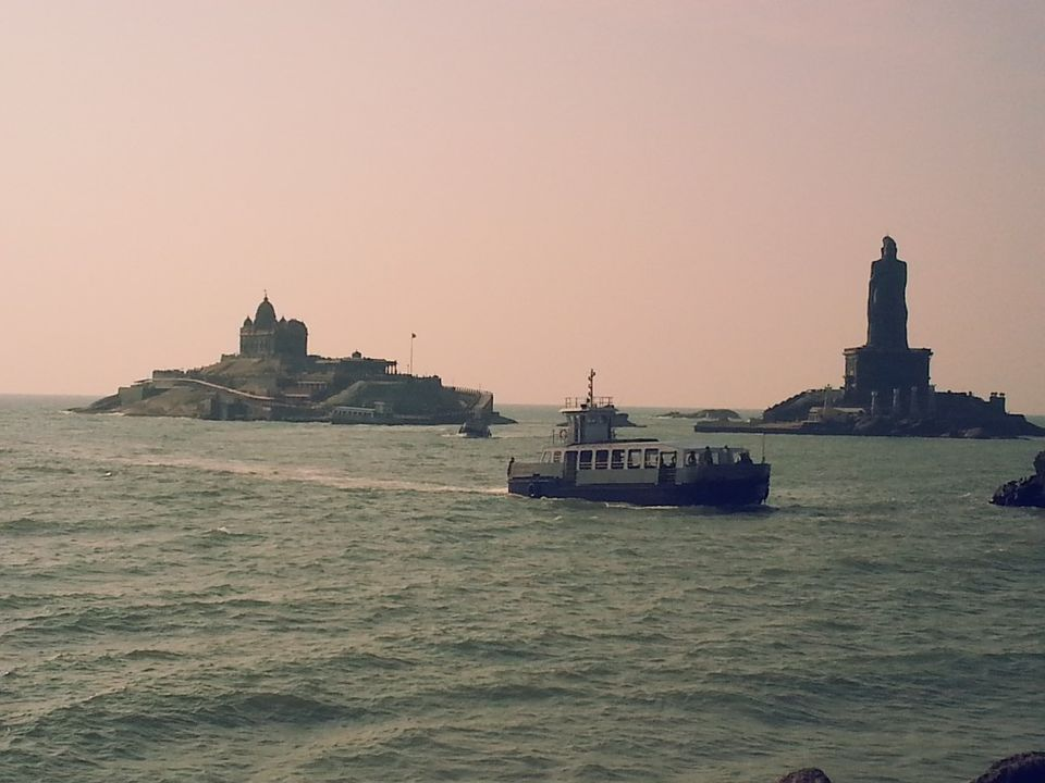 Photo of Best way to Explore southern most India. Trio- Kanyakumari-Rameswaram-Madurai on Budget. 1/2 by Solo Backpacker