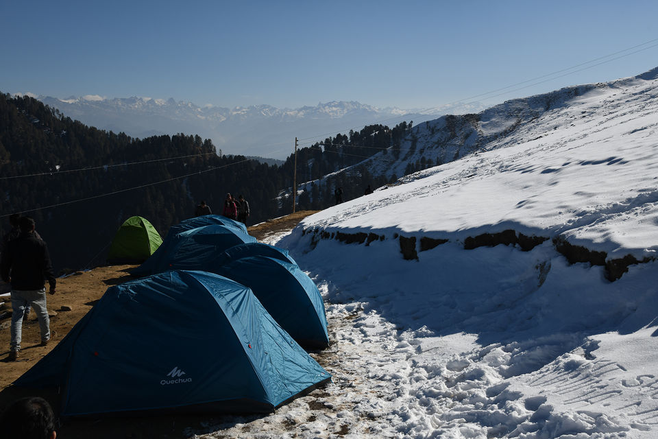 Photo of Winter trip to Parashar Lake, Tirthan Valley 4/17 by Amir Hasan