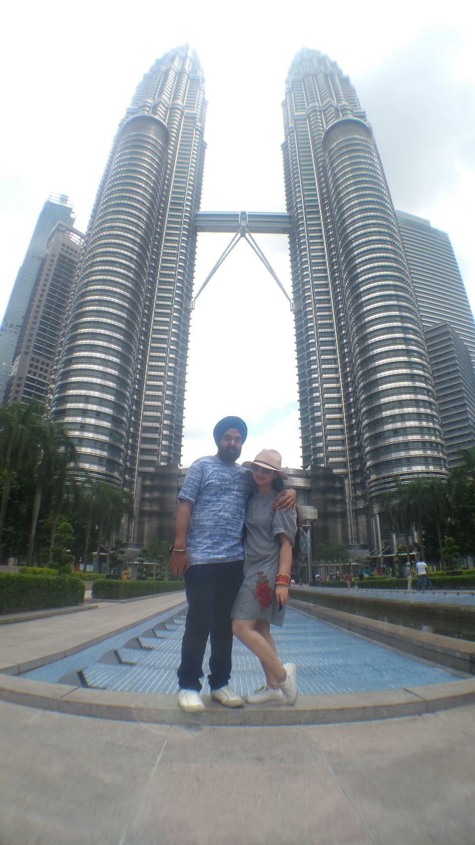 Photo of Kuala Lumpur City Centre, Kuala Lumpur, Federal Territory of Kuala Lumpur, Malaysia by Er Avneet Aziz Khurana