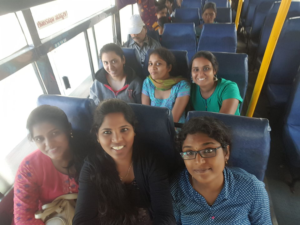 """''Girls only'' tour to """"The Scotland of India"""""""