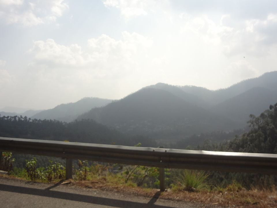 Riding solo in Uttarakhand in 4500