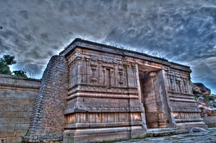Photos of An HDR of a site we came across on a morning trail 1/5 by Priyambada Nath