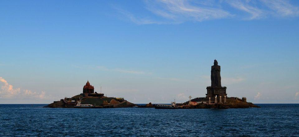 Madurai, Rameshwaram, Dhanushkodi, Tiruchendur and Kanyakumari-SOLO