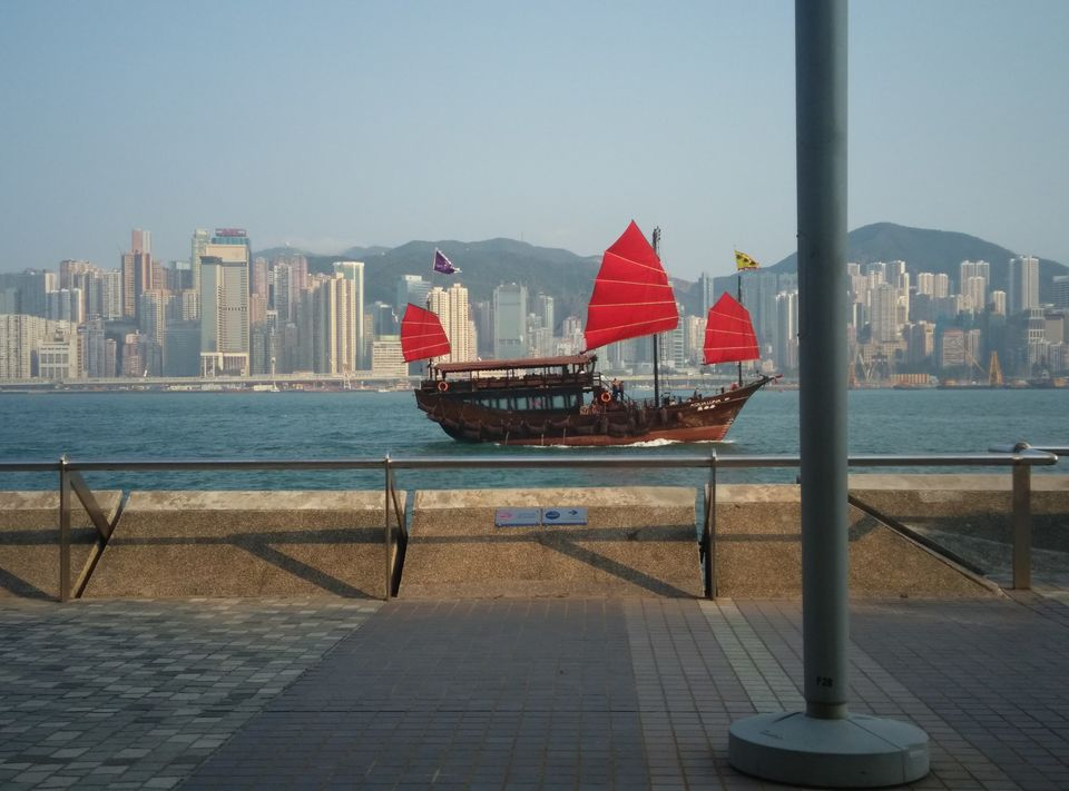 Hong kong with a backpack - First Solo Trip by Ridhima